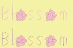 Blossom-yellow