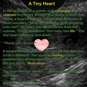 A Tiny Heart