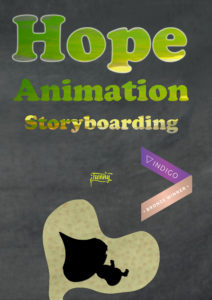 Hope Storyboarding - Front Cover