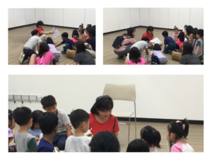 Turtle City : Cavity Monsters Storytelling Time at Sengkang Public Library