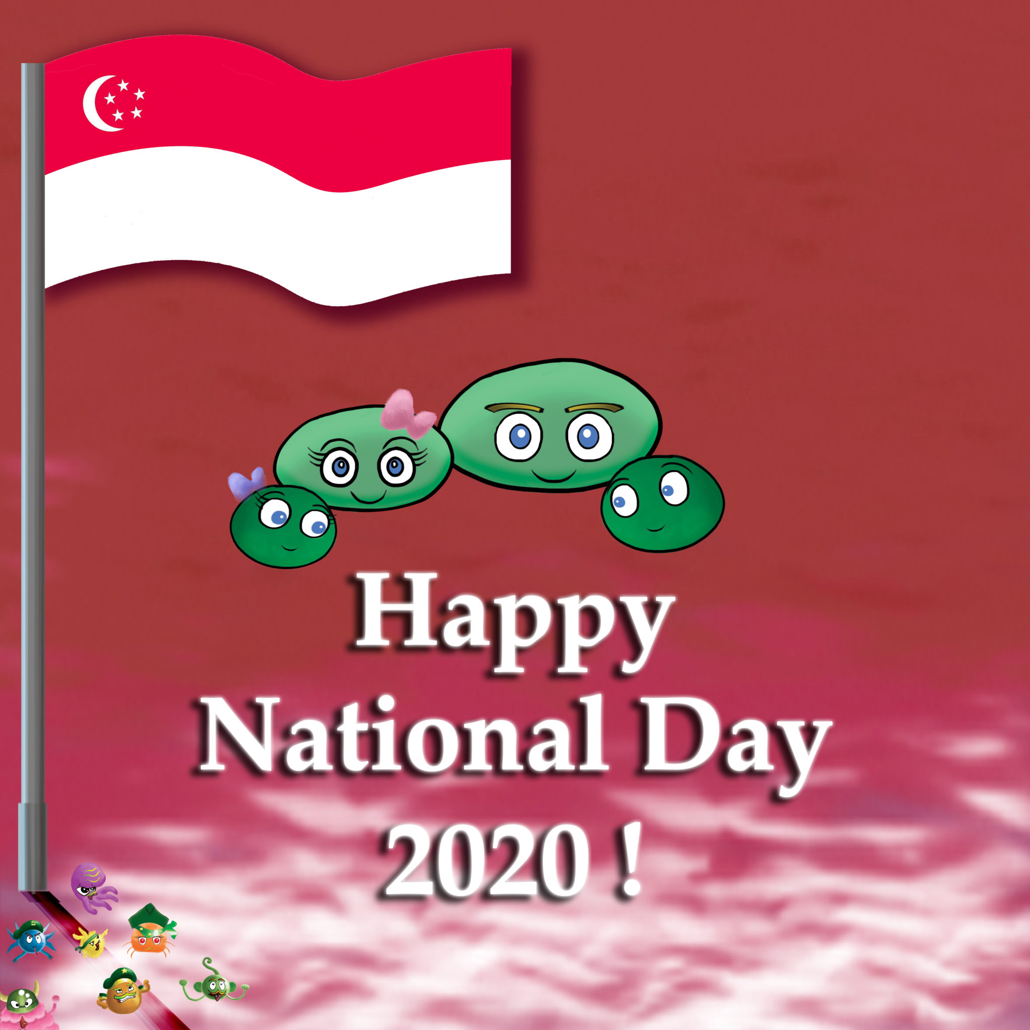 Singapore National Day 2020